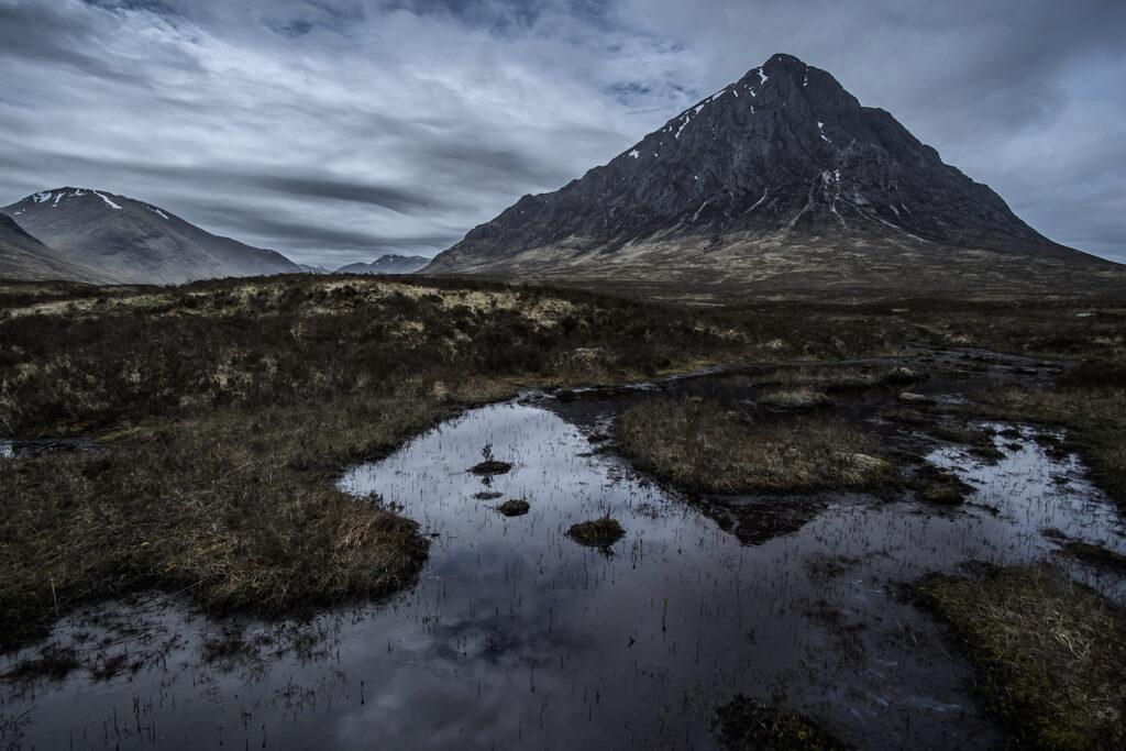 Glen Etive Skye Schotland